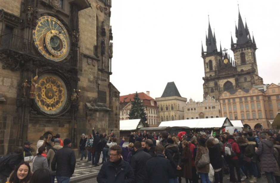 Il Consorzio COVEN festeggia a Praga tre nuovi soci