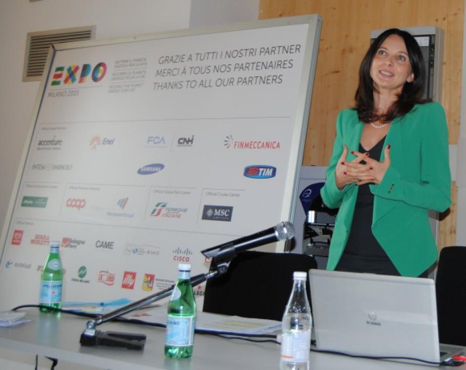 Soci Coven ad EXPO 2015 - Illiria presenta il Bilancio Sociale